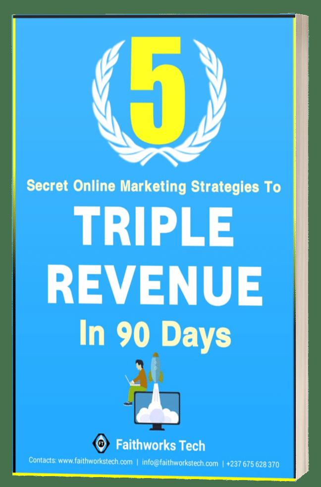 5 Secret Online Marketing Strategies