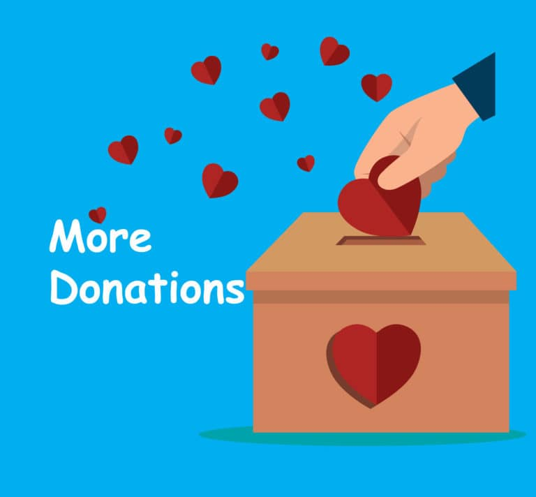 Read more about the article JUST ASK! The Simple Way to Get More Donations in 2021