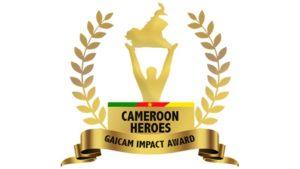 Cameroon Heroes Award logo 2